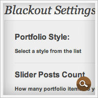Blackout: A Premium Dark WordPress Theme